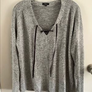 Gently used Rails sweater